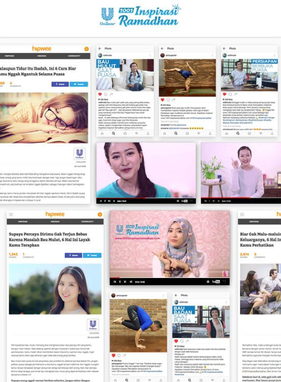 content marketing 1001 inspirasi ramadhan