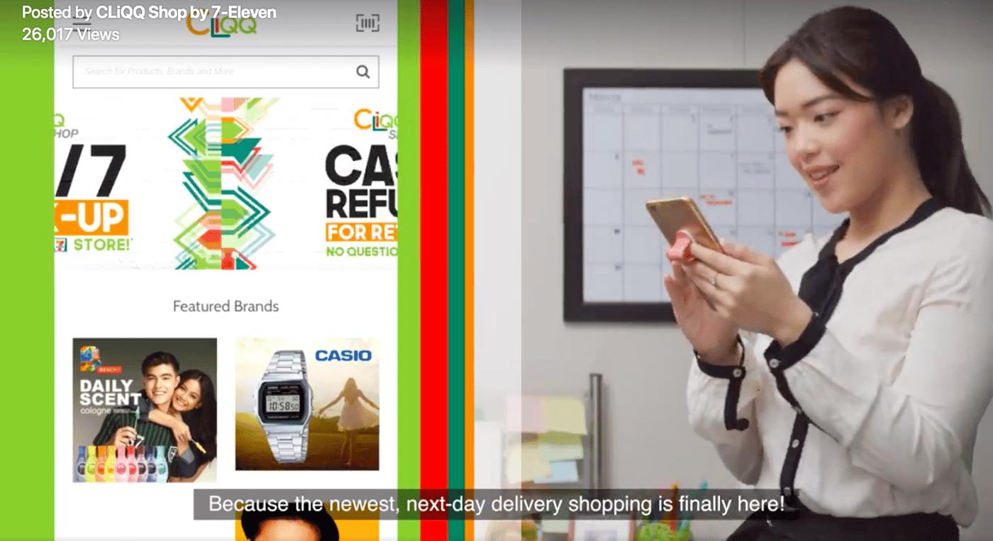 What is Content Marketing - Cliqq Shop case study
