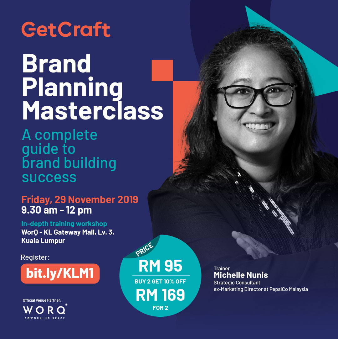 Brand Planning Masterclass - Kuala Lumpur