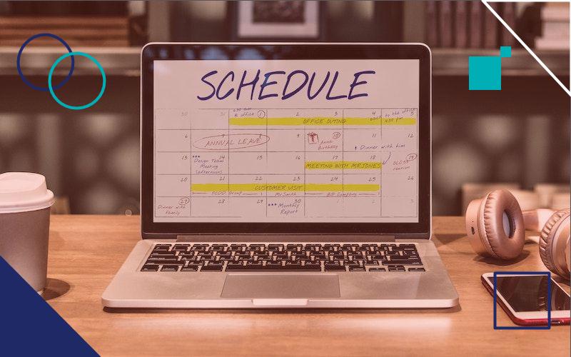 Template kalender konten