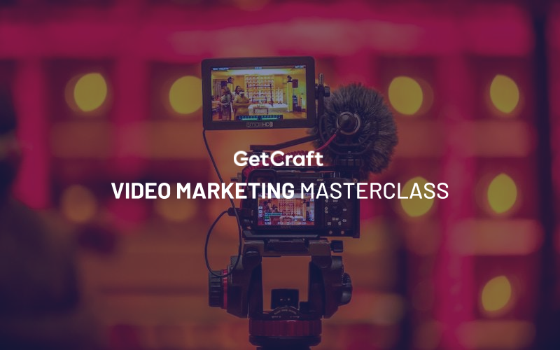Video Marketing Masterclass [Video Training + Slides]