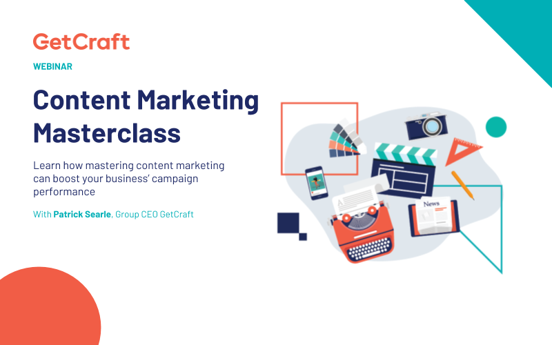 Webinar on Academy - Content Marketing